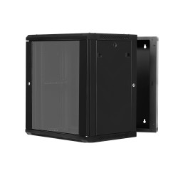 Wall Mount Cabinet 12U655 Swing Fully Built