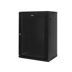 Wall Mount Cabinet 15U645 Fully Built