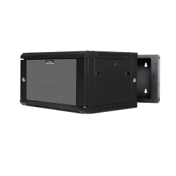 Wall Mount Cabinet 6U655 Swing Fully Built
