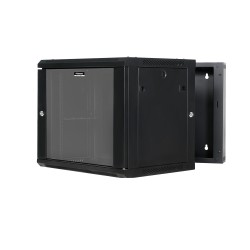 Wall Mount Cabinet 9U655 Swing Fully Built