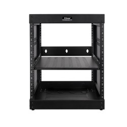 Semi-Open AV Rack 12U