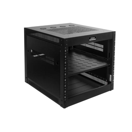 Semi-Open AV Rack 9U