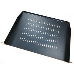 Cantilever shelf 1U 14in deep - Black