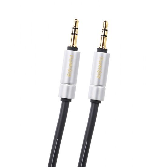 3.5mm Aluminum Audio Cable 1.5M