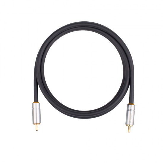 Coaxial Audio Subwoofer Cable 1.5M