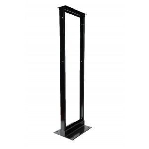 45U 2-Post Steel Open Frame Rack - Tap