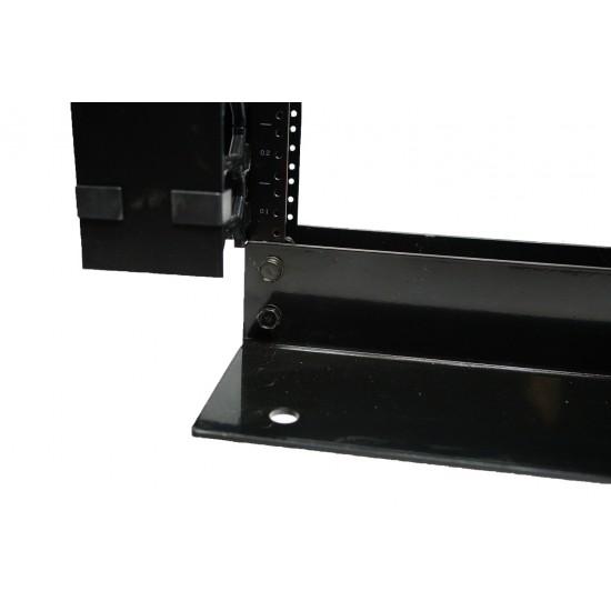 45U 2-Post Steel Open Frame Rack - Tap