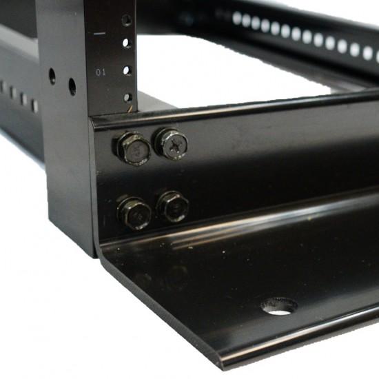 4 Post Aluminum Open Frame Rack - Tap 38U/45U