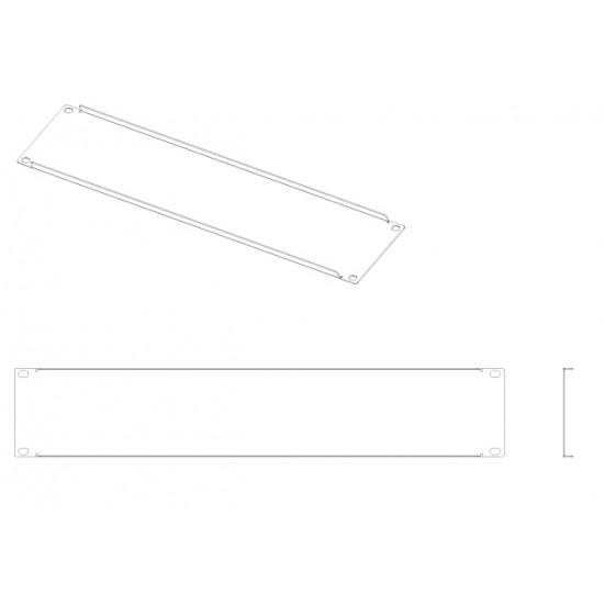 Blank Panel (1U/2U)