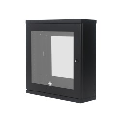 Wall Mount Cabinet 12U620 Slim Fully Welded Heavy Duty