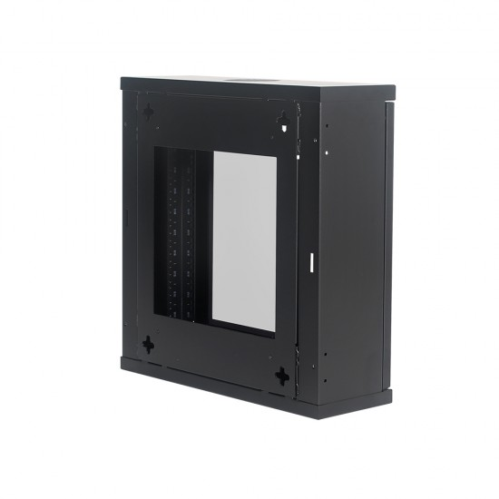 Wall Mount Glass Door Cabinet 12U620