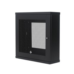 Wall Mount Mesh Door Cabinet 12U620