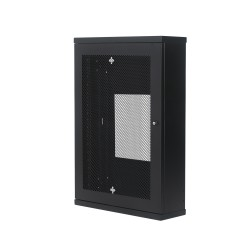 Wall Mount Mesh Door Cabinet 18U620