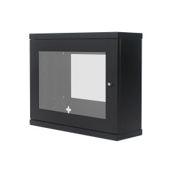 Wall Mount Cabinet 9U620 Slim Fully Welded Heavy Duty