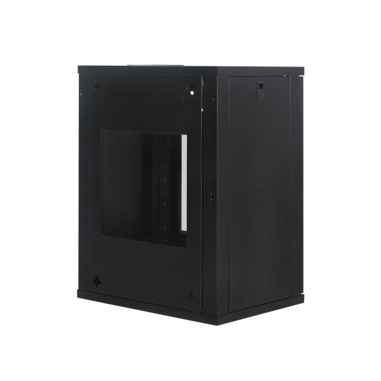 Wall Mount Cabinet 15U645 Fully Welded - Heavy Duty