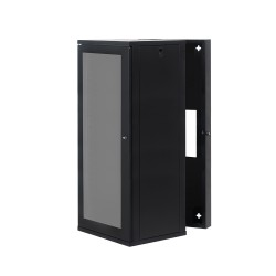 Wall Mount Cabinet 27U655 Swing Fully Built - Heavy Duty