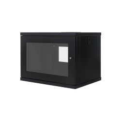 Wall Mount Cabinet 9U645 Fully Welded - Heavy Duty