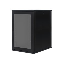 Wall Mount Cabinet 18U665 Fully Built - Heavy Duty