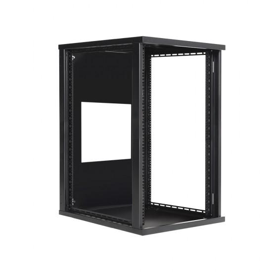 Wall Mount Cabinet 18U665 Fully Built - Heavy Duty