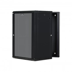 Wall Mount Cabinet 15U655 Swing Fully Built