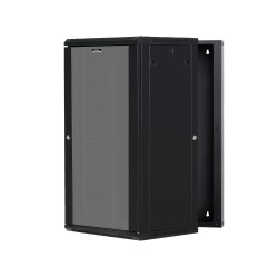 Wall Mount Cabinet 18U655 Swing Fully Built