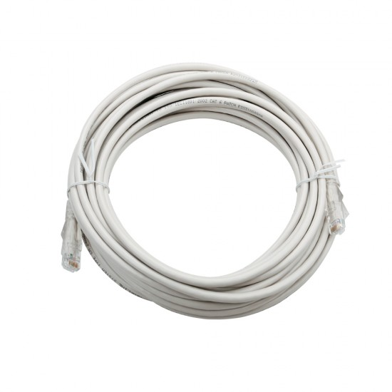 Cat6A Unshielded Patch Cable