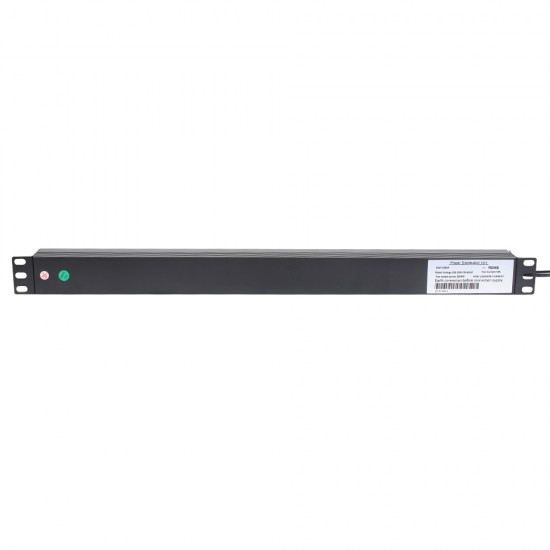 PDU 10 1U Way Vertical Australian