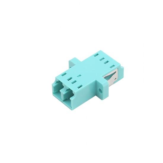 Adapter (multi-mode duplex LC,ten Gigabit, perforated SC)