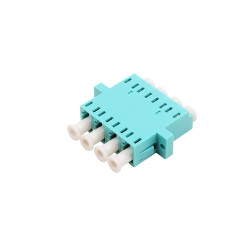 Adapter (multi-mode quad LC, ten Gigabit)