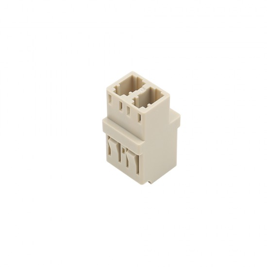 Adapter (multi-mode duplex LC)