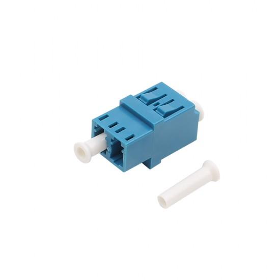 Adapter (single mode duplex LC)